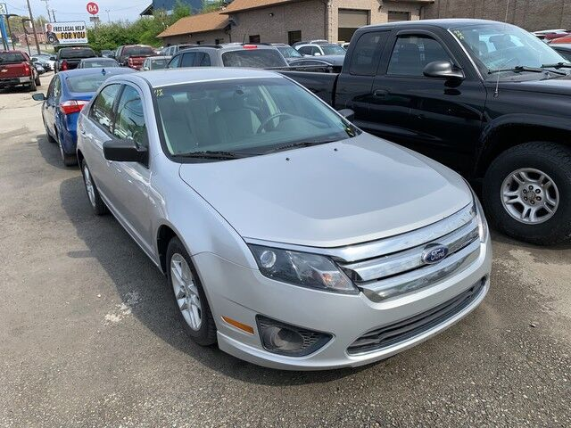 2012 Ford Fusion S North Versailles PA