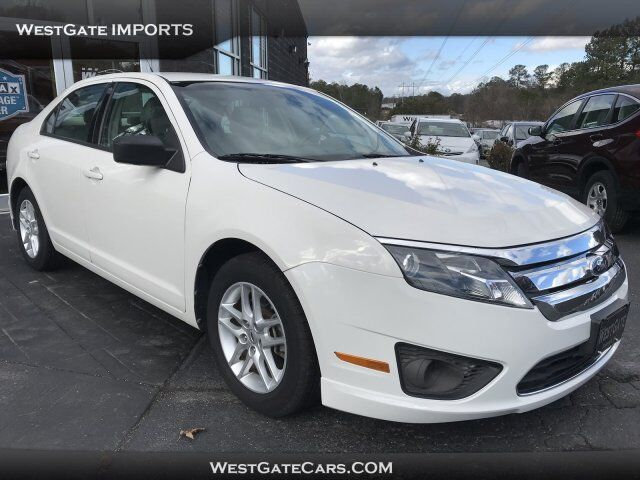 2012 Ford Fusion S Raleigh NC