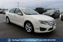 2012 Ford Fusion SE South Burlington VT