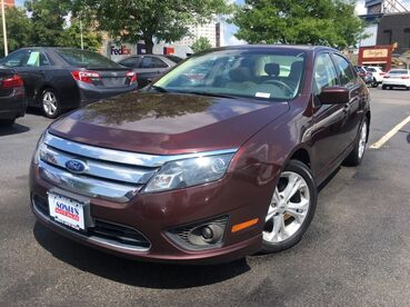 2012_Ford_Fusion_SE_ Worcester MA