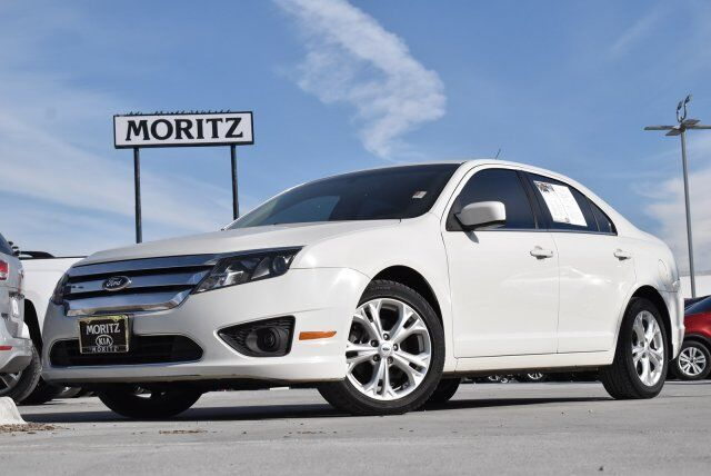 2012 Ford Fusion SE Fort Worth TX