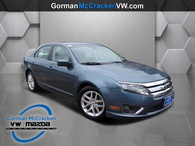 2012 Ford Fusion SEL  TX