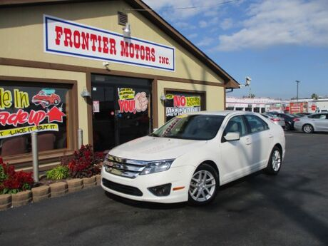 2012 Ford Fusion SEL Middletown OH