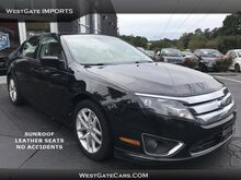 2012_Ford_Fusion_SEL_ Raleigh NC