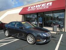 2012_Ford_Fusion_SEL_ Schenectady NY