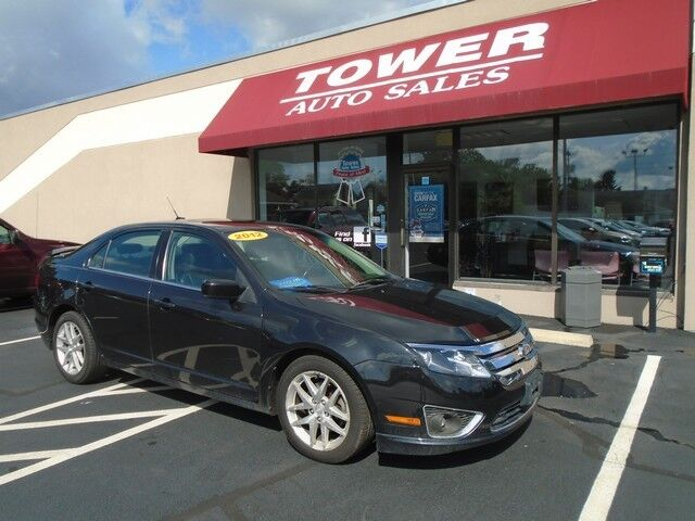 2012 Ford Fusion SEL Schenectady NY
