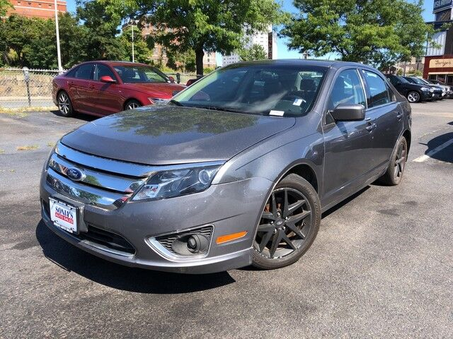 2012 Ford Fusion SEL Worcester MA