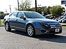 2012 Ford Fusion SEL San Antonio TX