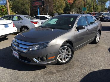 2012_Ford_Fusion_SEL_ Worcester MA