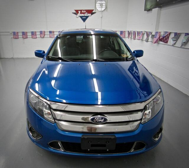2012 Ford Fusion SPORT AWD 4dr Sedan H.O. V6 Grafton WV