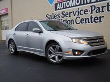2012_Ford_Fusion_SPORT_ Middletown OH