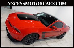 Ford Mustang Boss 302 JUST 15K MILES CLEAN CARFAX. 2012