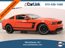 2012_Ford_Mustang_Boss 302_ Morristown NJ