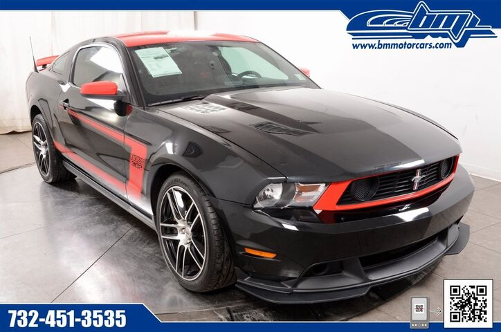 2012 Ford Mustang Boss 302 Rahway NJ