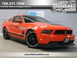 2012 Ford Mustang Boss 302 Track Key 1 of 1,135 Produced Be The Boss