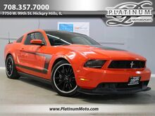 2012_Ford_Mustang Boss 302_Track Key 1 of 1,135 Produced Be The Boss_ Hickory Hills IL