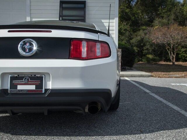 2012 Ford Mustang Boss 302 Charleston SC