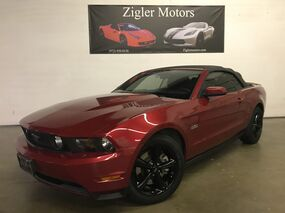 Ford Mustang GT 5.0 V8 Convertible 2012