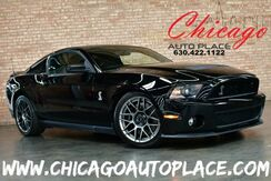 2012_Ford_Mustang_Shelby GT500 - $39,000 IN UPGRADES 5.4L SUPERCHARGED & INTERCOOLED V8 ENGINE WHIPPLE SUPERCHARGER 6 SPEED MANUAL BLACK LEATHER RECARO RACING SEATS BORLA EXHAUST_ Bensenville IL