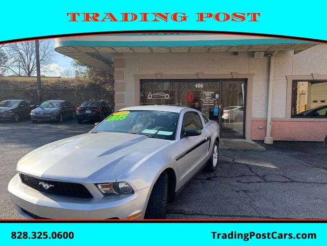 2012_Ford_Mustang_V6_ Conover NC