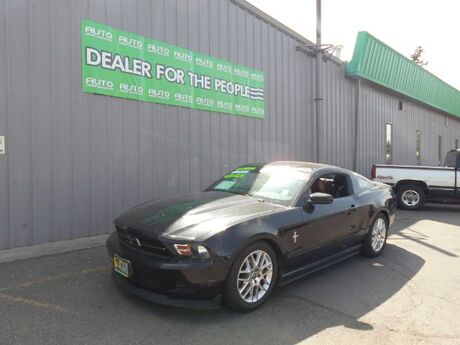 2012 Ford Mustang V6 Coupe Spokane Valley WA