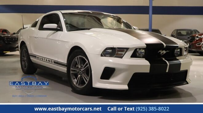 2012_Ford_Mustang_V6 Premium_ Dublin CA