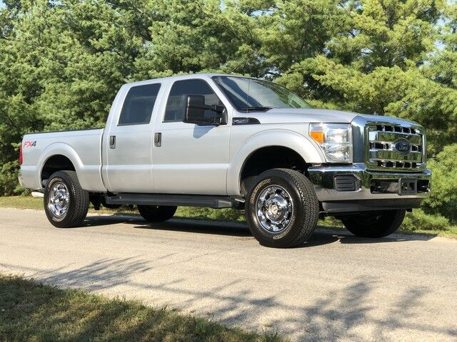 2012_Ford_Super Duty F-250 SRW_6.2L F-250 Crew Cab SB - Rust Free_ Decatur IL