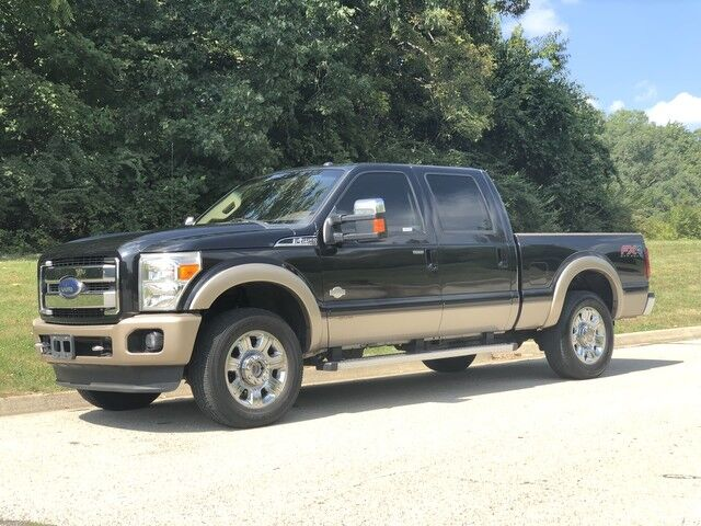 2012_Ford_Super Duty F-250 SRW_6.7L Powerstroke F-250 King Ranch 1-Owner Rust Free!_ Decatur IL