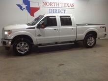 2012_Ford_Super Duty F-250 SRW_FREE DELIVERY Lariat FX-4 4x4 Diesel Crew Short Bed Navi Sunroof Camera_ Mansfield TX