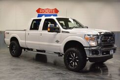 2012_Ford_Super Duty F-250 SRW_LIFTED! WHEELS! 4WD! DIESEL! LARIAT! LEATHER-NAVIGATION! $9,000 IN EXTRAS!_ Norman OK
