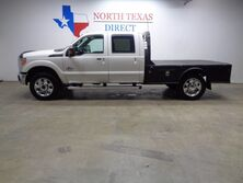 Ford Super Duty F-250 SRW Lariat 4WD Flatbed 1 Texas Owner Leather Heated Cooled Seats 2012