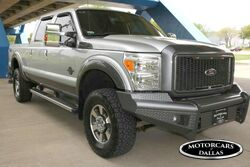 Ford Super Duty F-250 SRW Lariat 2012