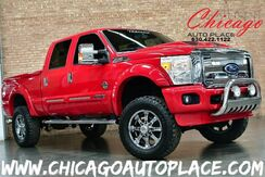 2012_Ford_Super Duty F-250 SRW_Lariat FTX - 6.7L POWER STROKE V8 TURBO-DIESEL ENGINE 4 WHEEL DRIVE TUSCANY PACKAGE NAVIGATION BACKUP CAMERA BLACK LEATHER HEATED/COOLED SEATS SUNROOF MICROSOFT SYNC_ Bensenville IL