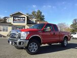 2012 Ford Super Duty F-250 SRW XLT PICKUP 4D 8 FT