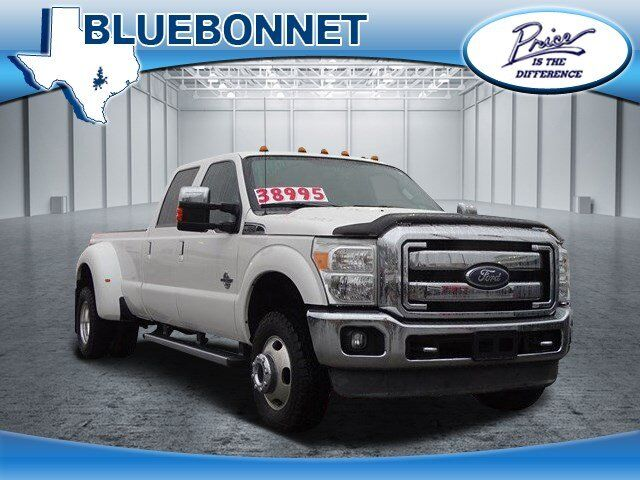 2012 Ford Super Duty F 350 Drw Lariat New Braunfels Tx