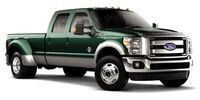 Ford Super Duty F-350 DRW Lariat 2012