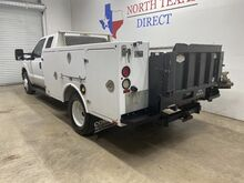 2012_Ford_Super Duty F-350 DRW_Mechanics Truck Brand FX Fiberglass Utlity Bed Air Compressor_ Mansfield TX
