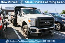 2012 Ford Super Duty F-350 DRW XL South Burlington VT