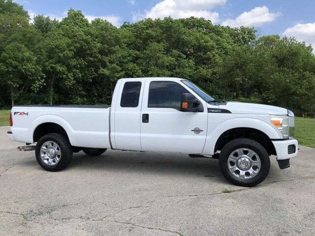 2012 Ford Super Duty F-350 SRW 6.7L Powerstroke Diesel 4x4 No Rust! Decatur IL