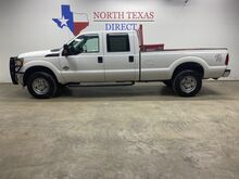 2012_Ford_Super Duty F-350 SRW_FREE DELIVERY 4x4 Diesel Ranch Hand Bluetooth Crew_ Mansfield TX