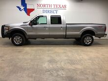 2012_Ford_Super Duty F-350 SRW_Lariat FX4 4x4 Diesel Crew Leather Bluetooth Ranch Hand_ Mansfield TX