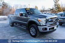 2012 Ford Super Duty F-350 SRW Lariat South Burlington VT