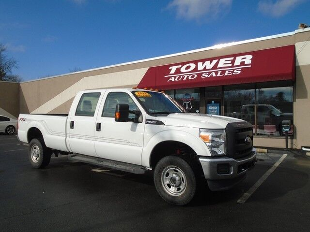 2012 Ford Super Duty F-350 SRW XL Schenectady NY