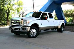 Ford Super Duty F-450 DRW Lariat 2012
