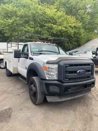 Ford Super Duty F-450 DRW XL 2012