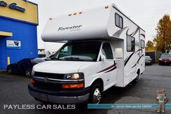 2012_Forester_Class C /_LE Series M-2251S / Chevy 6.0L V8 / 24ft / Slide Out / Onan 4KW Generator / Sleeps 6 / Low Miles_ Anchorage AK