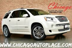 2012_GMC_Acadia_Denali - 3.6L SIDI V6 ENGINE FRONT WHEEL DRIVE NAVIGATION BACKUP CAMERA PANO ROOF TAN LEATHER HEATED/COOLED SEATS REAR TV/DVD 3RD ROW BOSE AUDIO_ Bensenville IL
