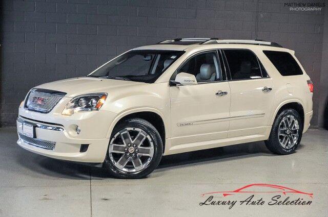 2012 GMC Acadia Denali AWD 4dr SUV Chicago IL