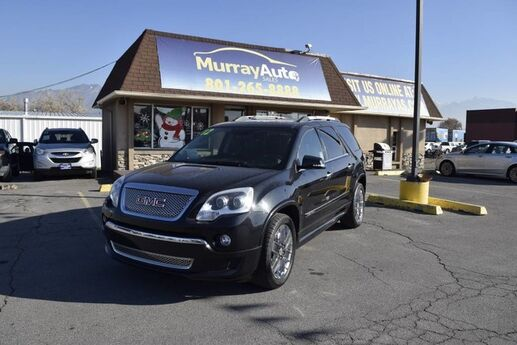 2012 GMC Acadia Denali Murray UT
