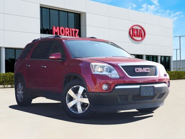 2012 GMC Acadia SLT-1 Fort Worth TX